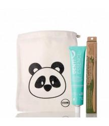 Kit Panda Zero Waste Ultra Refrescante