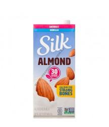 Bebida de Almendra Silk Vainilla sin Azúcar 946ml