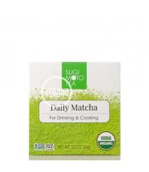 Té Verde Matcha Orgánico 57g