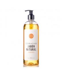Jabón Natural Almendra Terrasana 500ml
