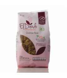 Pasta Fusilli con Quinoa Real El Dorado 250g