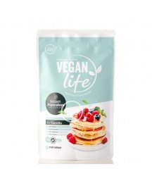 Mezcla Para Pancakes Sabor Vainilla Vegan Life 400g