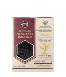 Lentejas Orgánicas Beluga Negra 250g