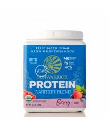 Sunwarrior Warrior Blend - Proteína Vegana Orgánica Berry 375g