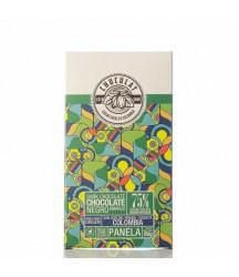 Barra de Chocolate Oscuro Chuculat 75% SJ Fragua 80g