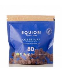Cobertura de Chocolate 80% Equiori 200g