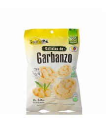 Galletas de Garbanzo Karavansay 30g