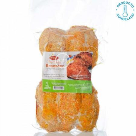 Perniles Broaster con Gluten y Quinua El Manjar x5
