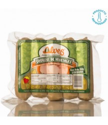 Chorizo de Vegetales Alves 250g x5