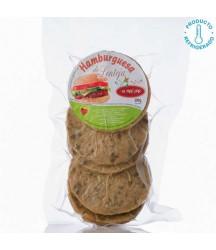 Hamburguesa de Lenteja El Manjar 290g x5