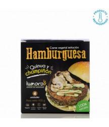 Hamburguesa de Quinua y Champiñon Kumara 420g x4