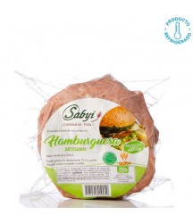 Hamburguesa Artesanal de Vegetales Sabyi 350g x5