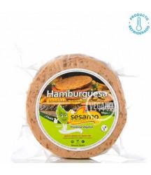 Hamburguesa de Vegetales Sésamo 350g x5