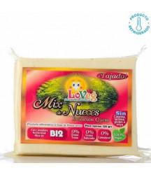 Queso Mix de Nueces Tajado LoVeg 125g