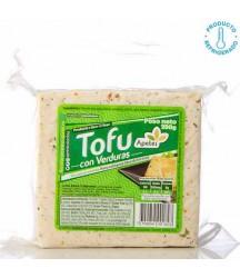 Tofu con Verduras Apetei 250gr